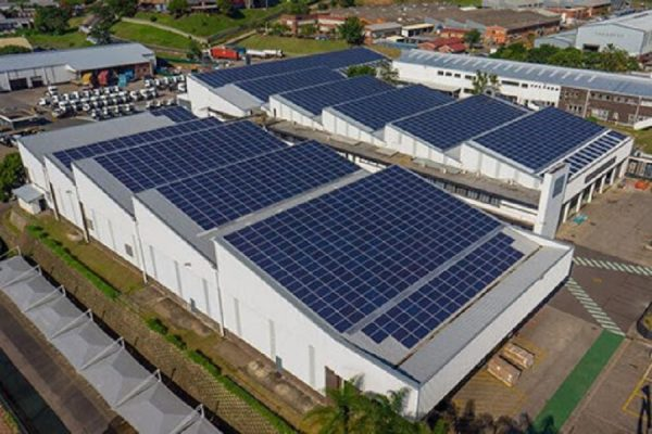 Giá đầu tư điện mặt trời cho nhà xưởng