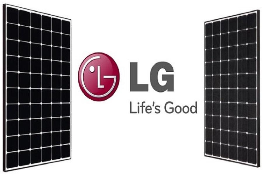 Tìm hiểu về Pin mặt trời LG